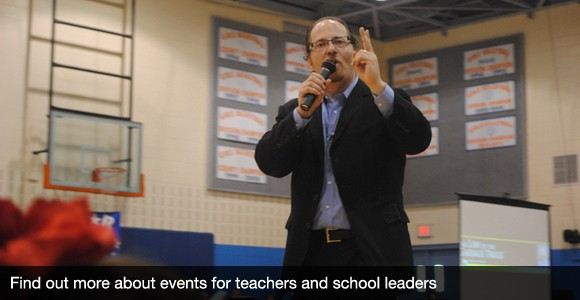 Events for Teachers and School Leaders